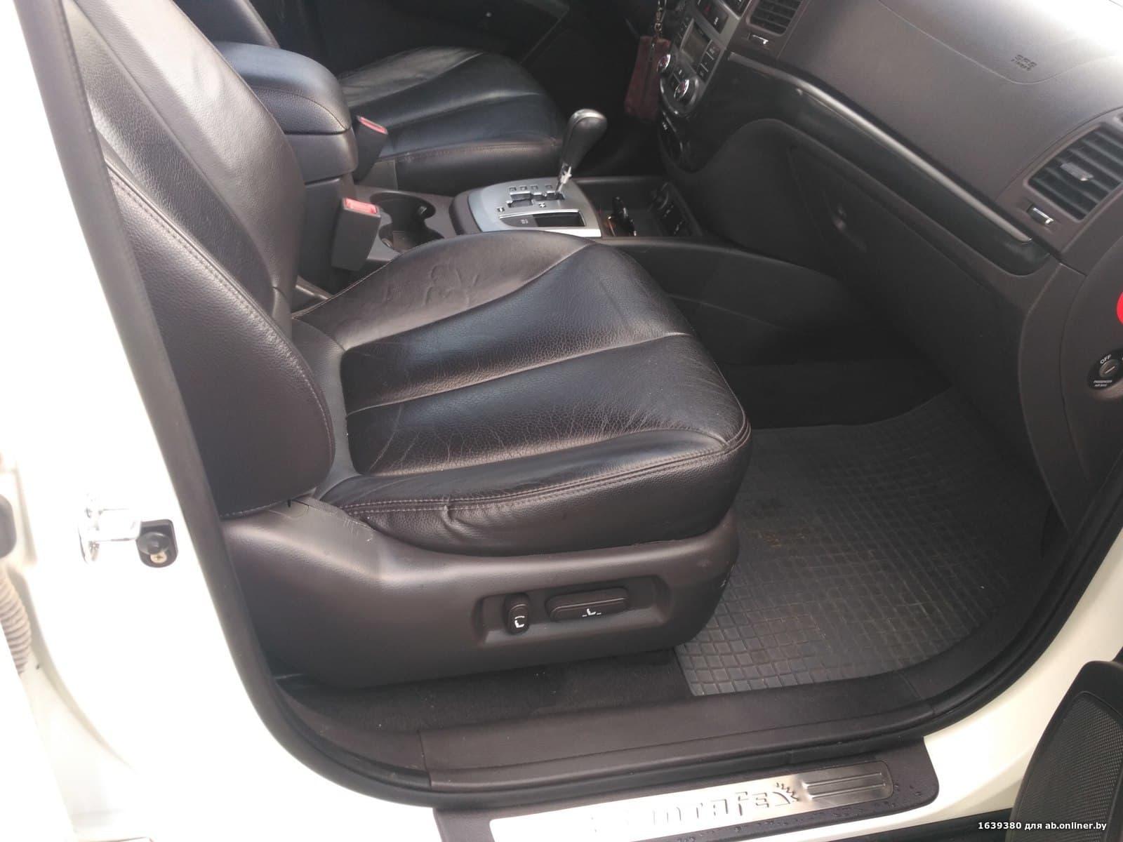 Hyundai Santa Fe I I New