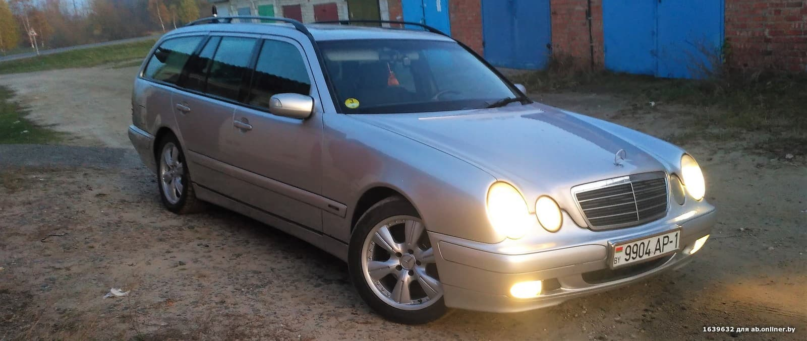 Mercedes-Benz E220 CLASSIC