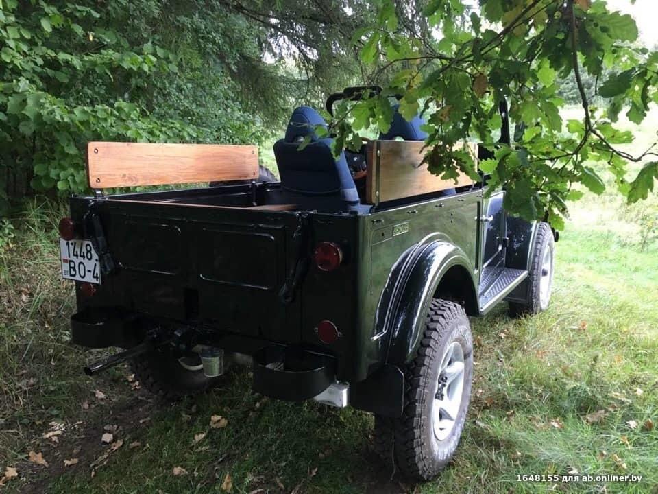 ГАЗ 69 -