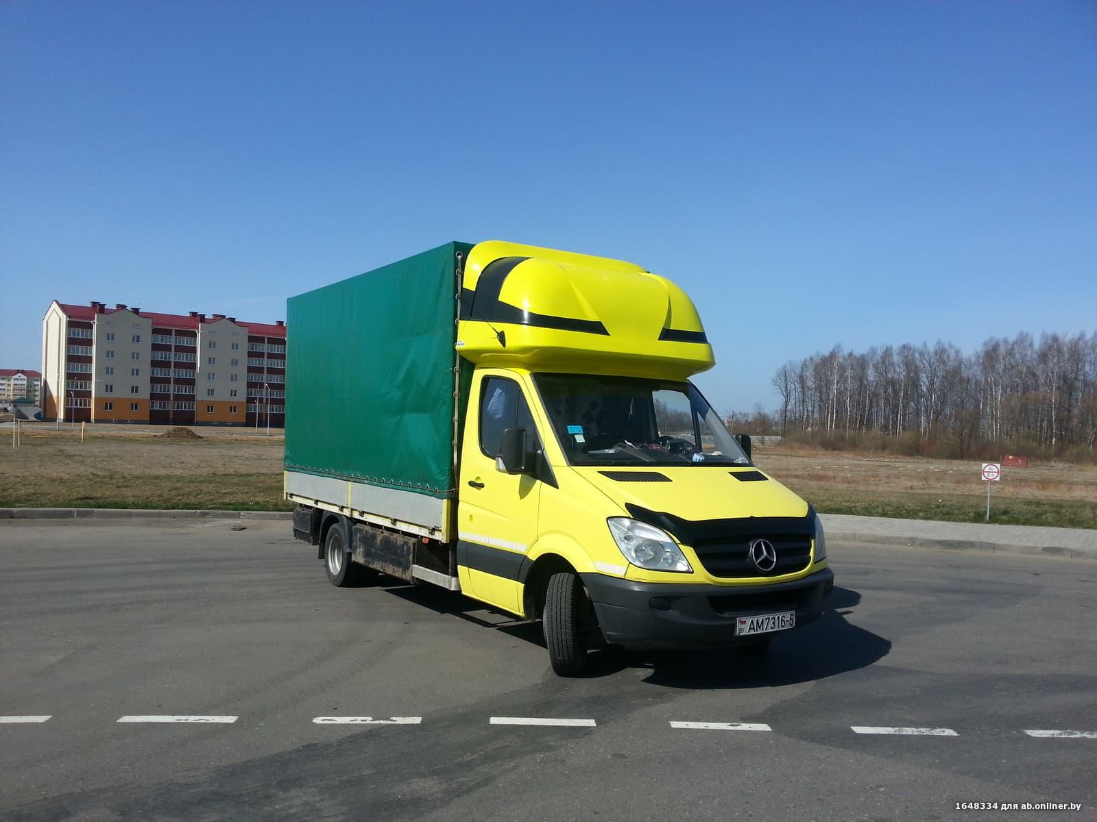 Mercedes Sprinter 515CDI