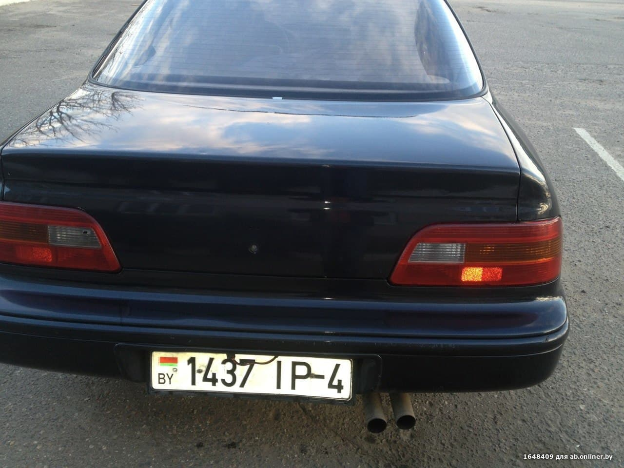 Honda Legend KA7