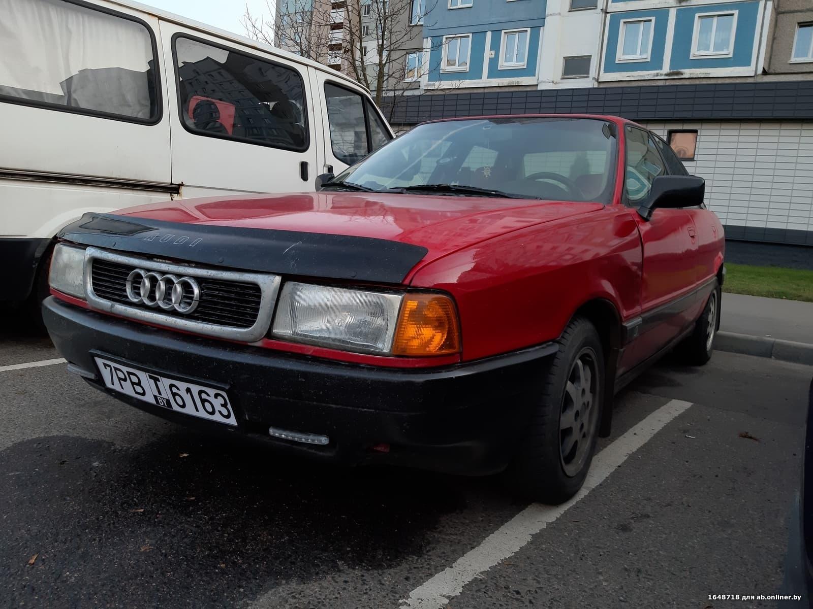 Audi 80 Б3