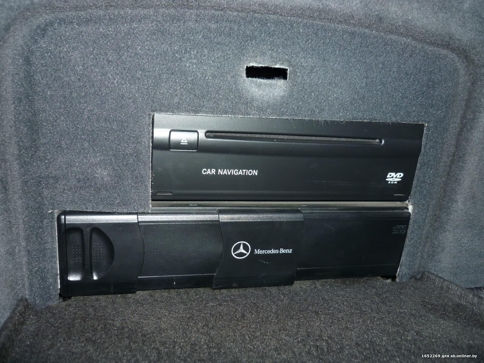 Mercedes-Benz S320 3.2 cdi restailing