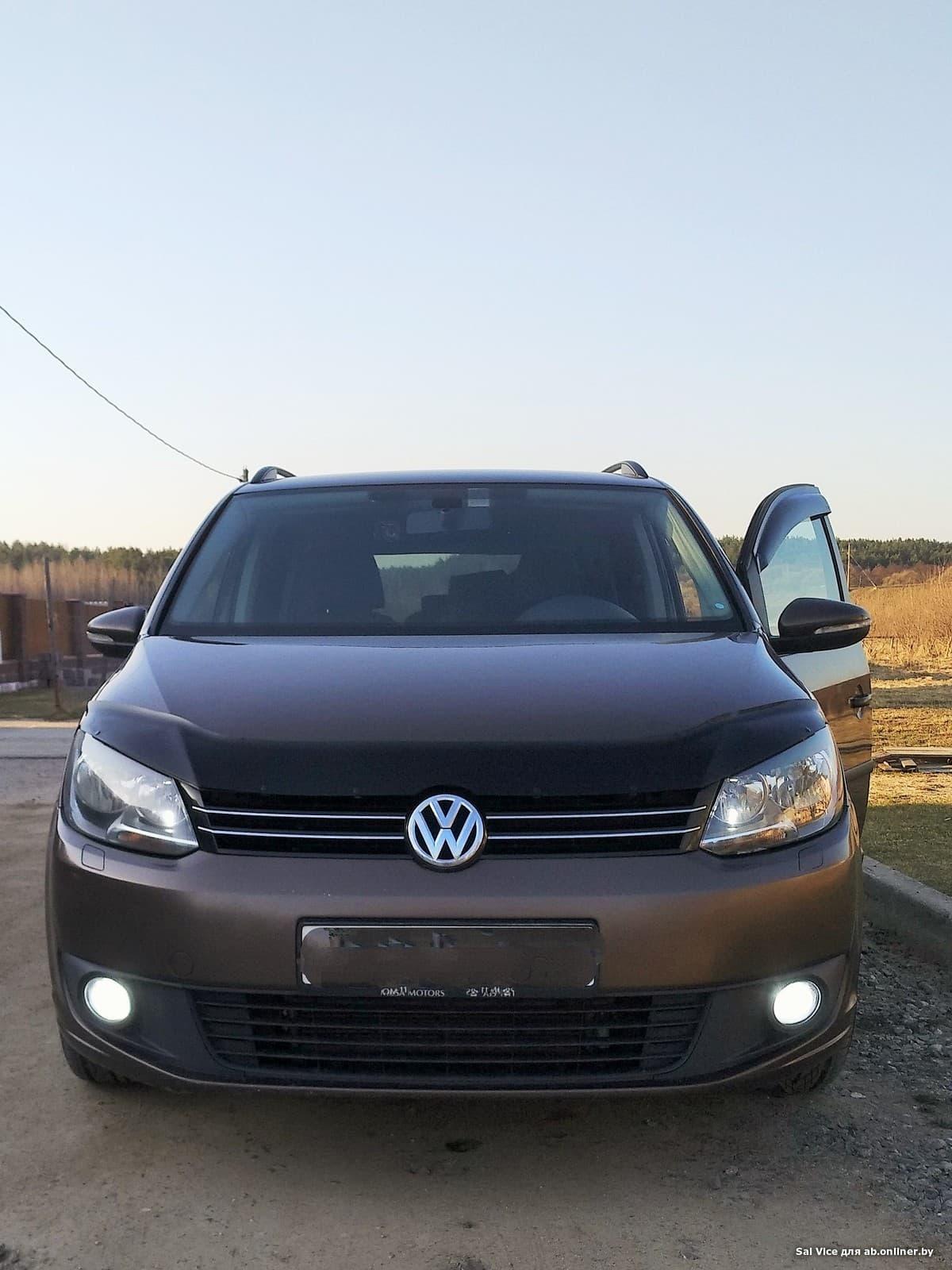 Volkswagen Touran 2 TSI 7DSG