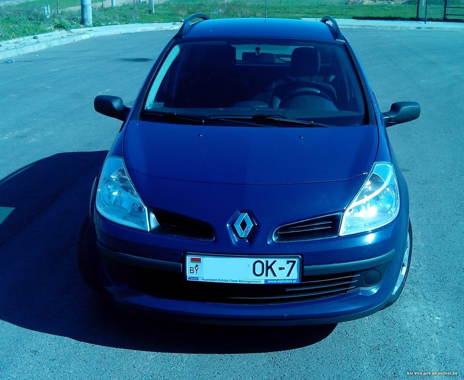 Renault Clio III Grandtour