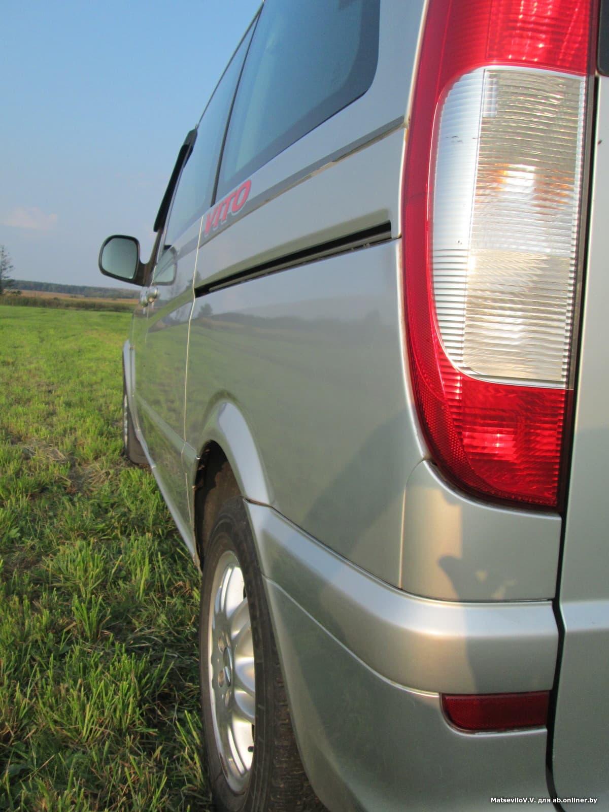 Mercedes Vito 115 2.2 cdi 150 лс