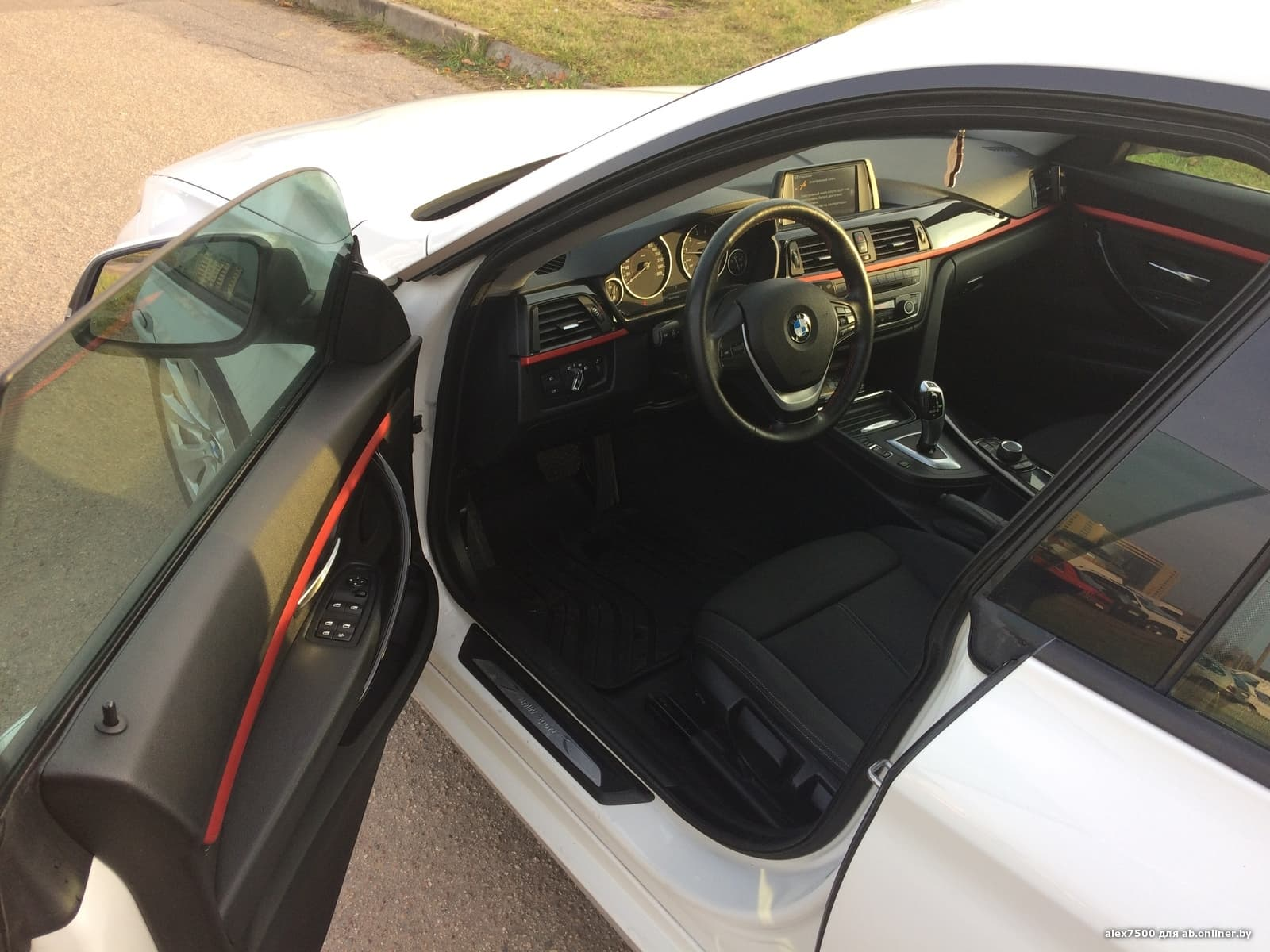 BMW Gran Turismo 320i