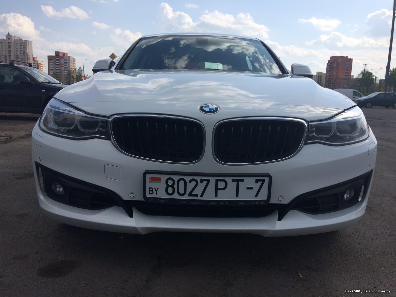 BMW Gran Turismo 320i sport