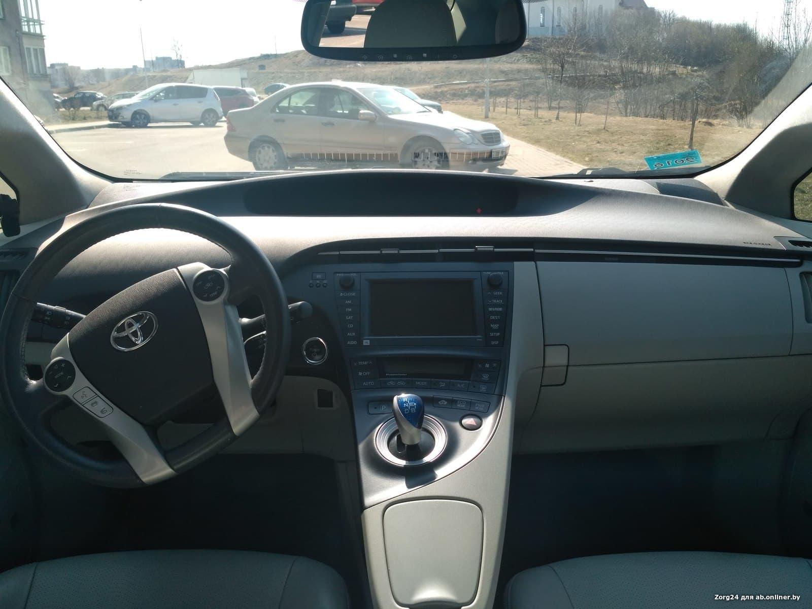 Toyota Prius 30