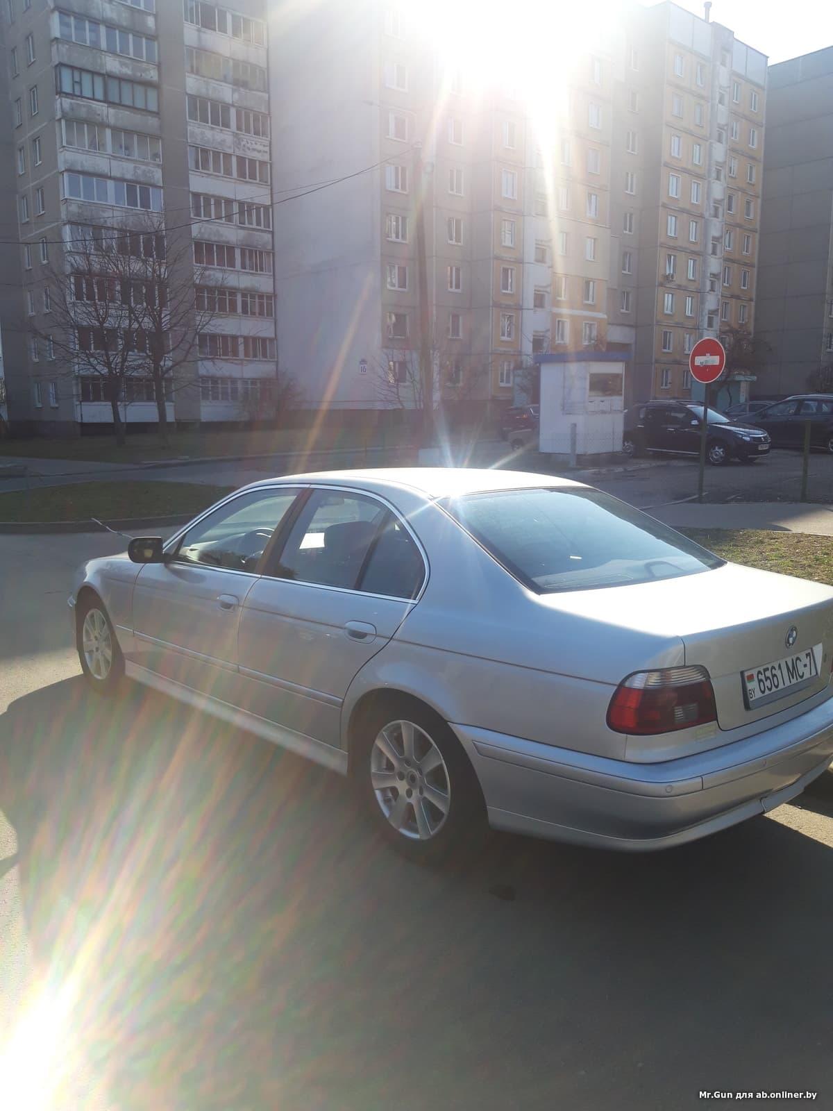 BMW 530 530d