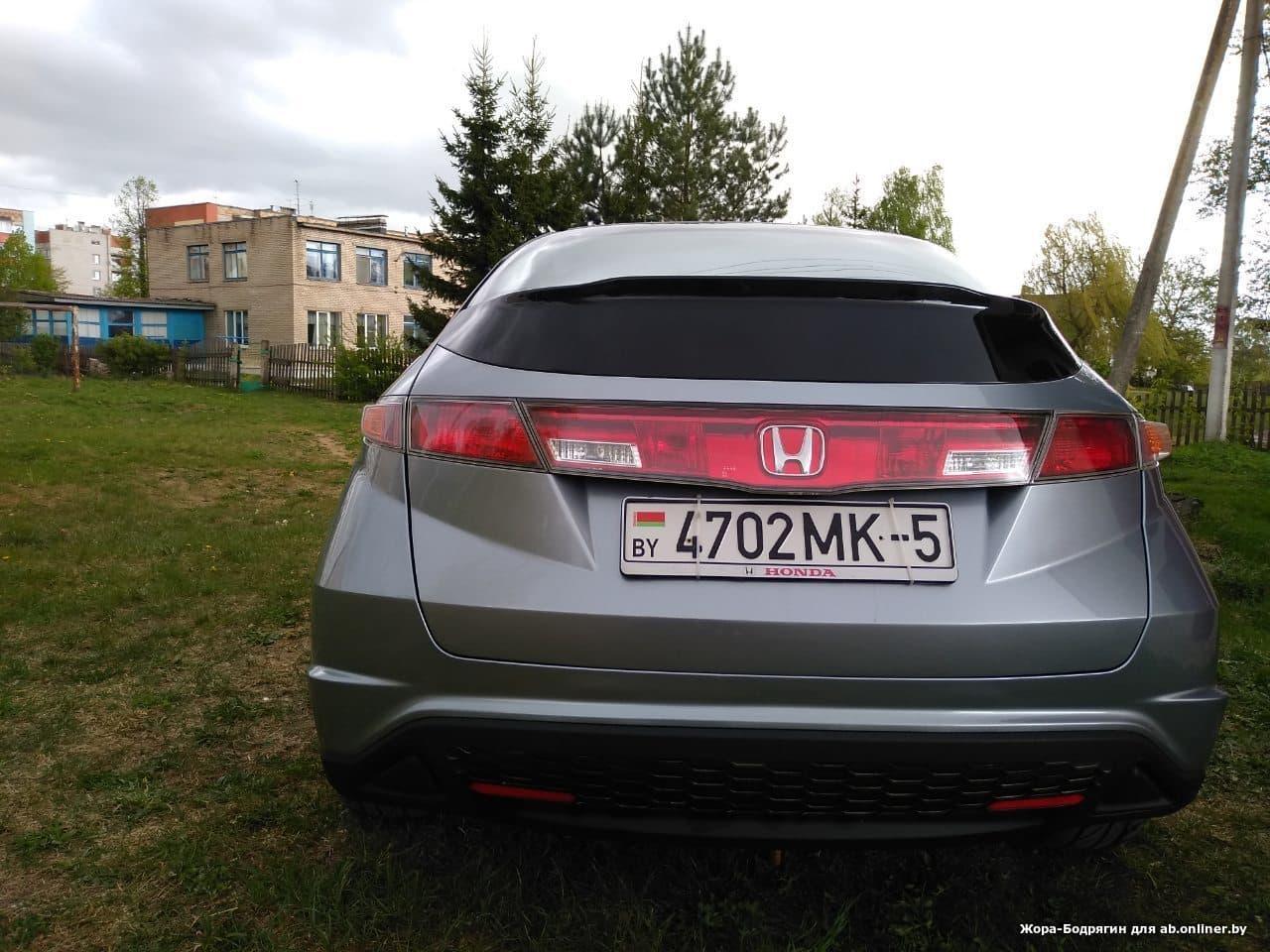 Honda Civic 5Dsport