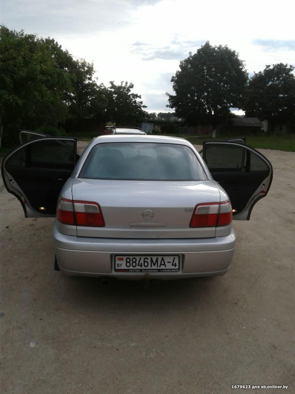 Opel Omega i