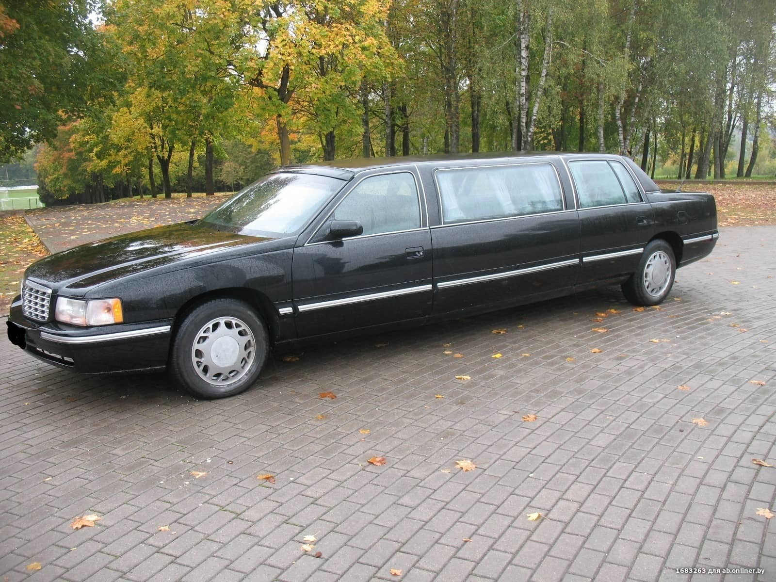Cadillac De Ville лимузин