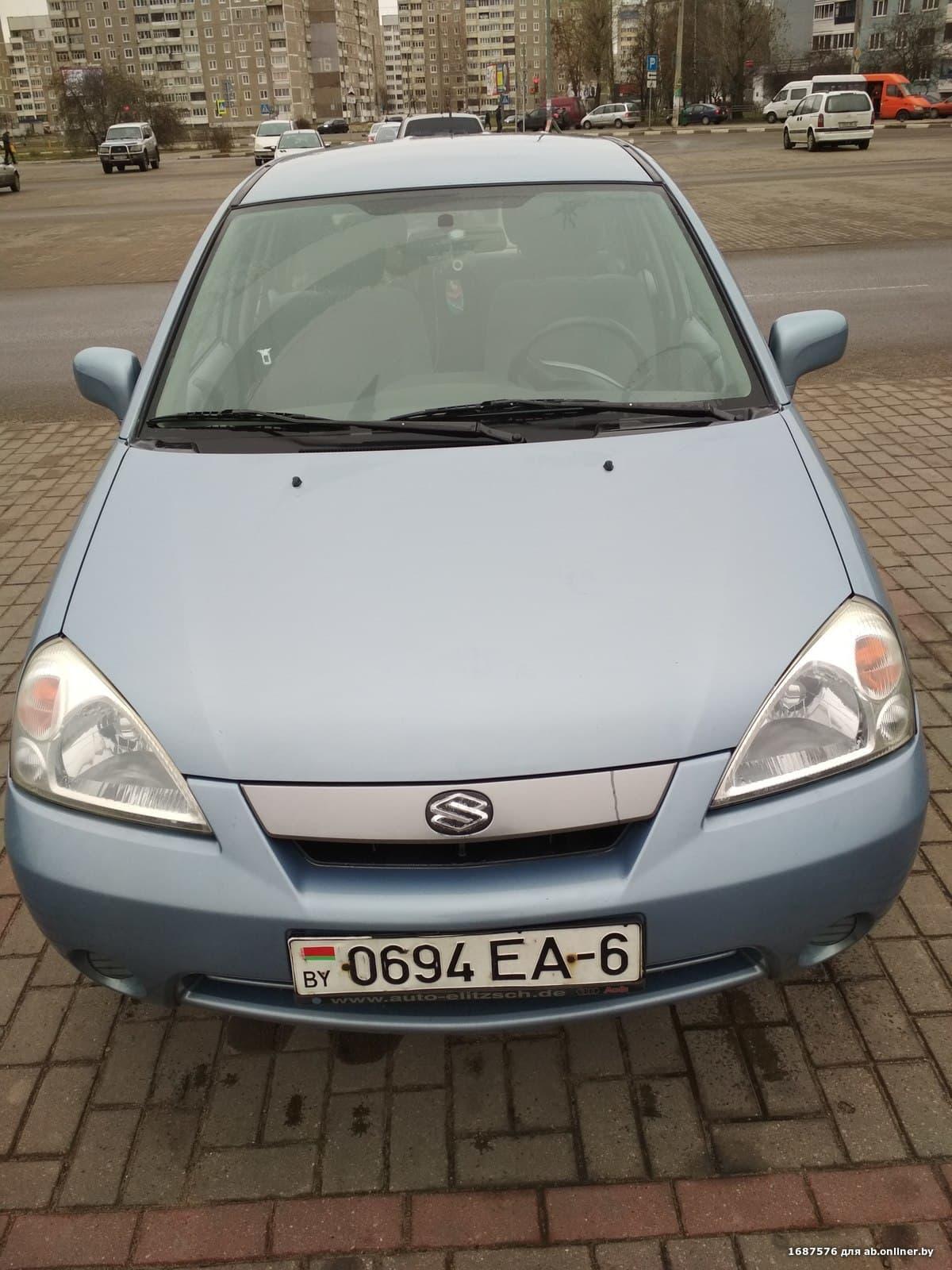 Suzuki Liana GS