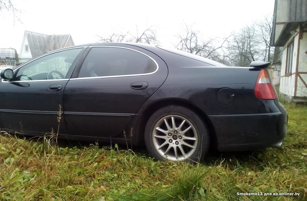 Chrysler 300 M Euro