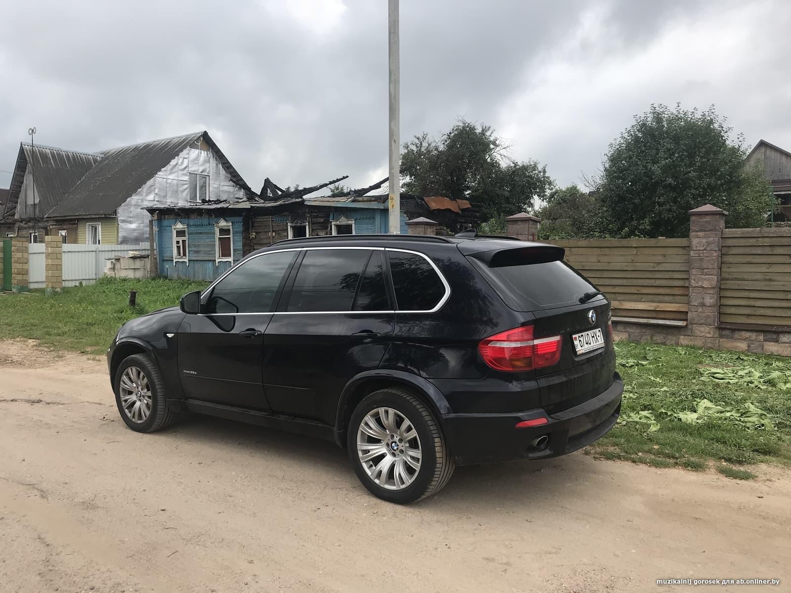 BMW X5 X-drive 35d (Срочно)