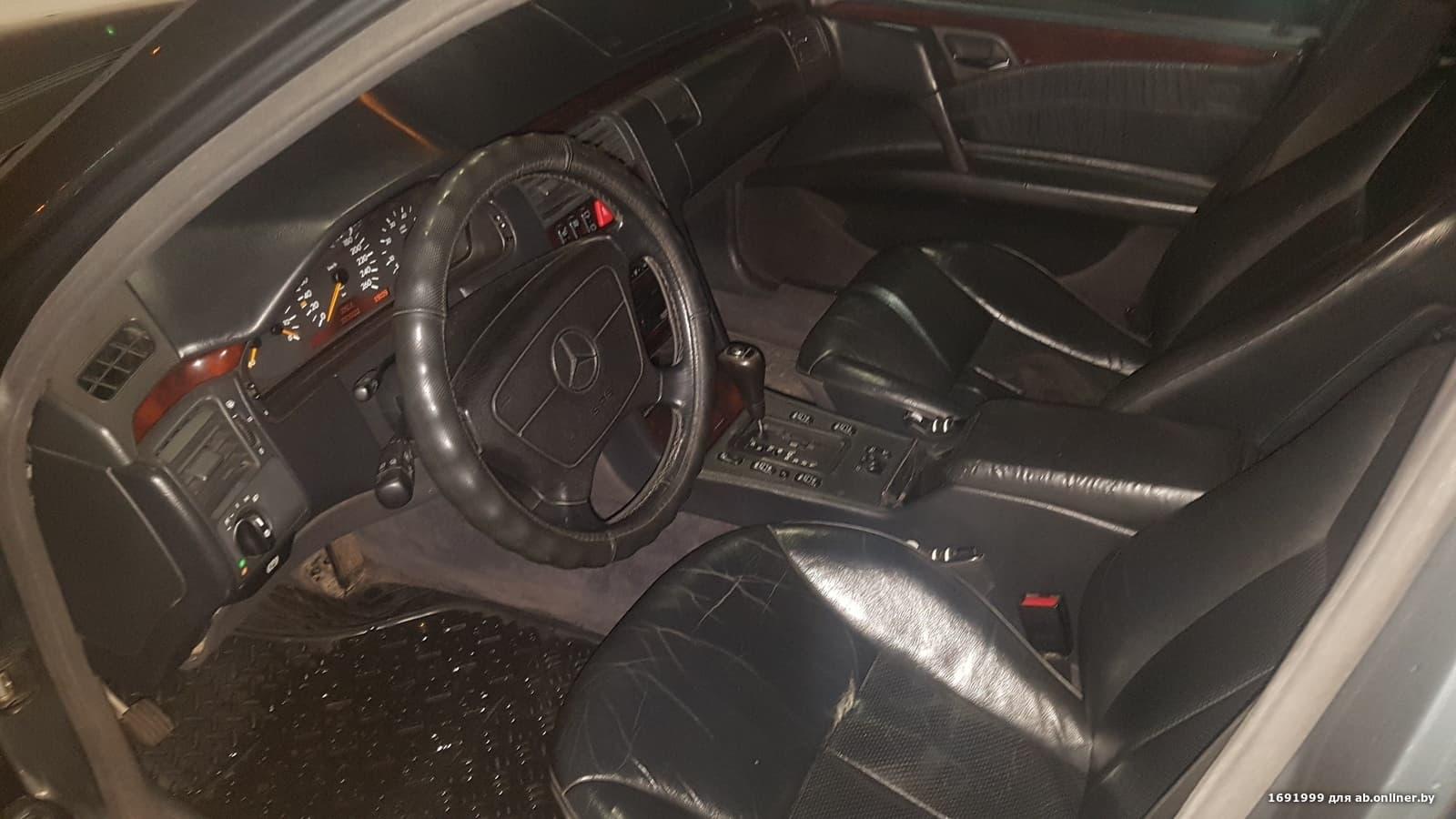 Mercedes-Benz E420 s210