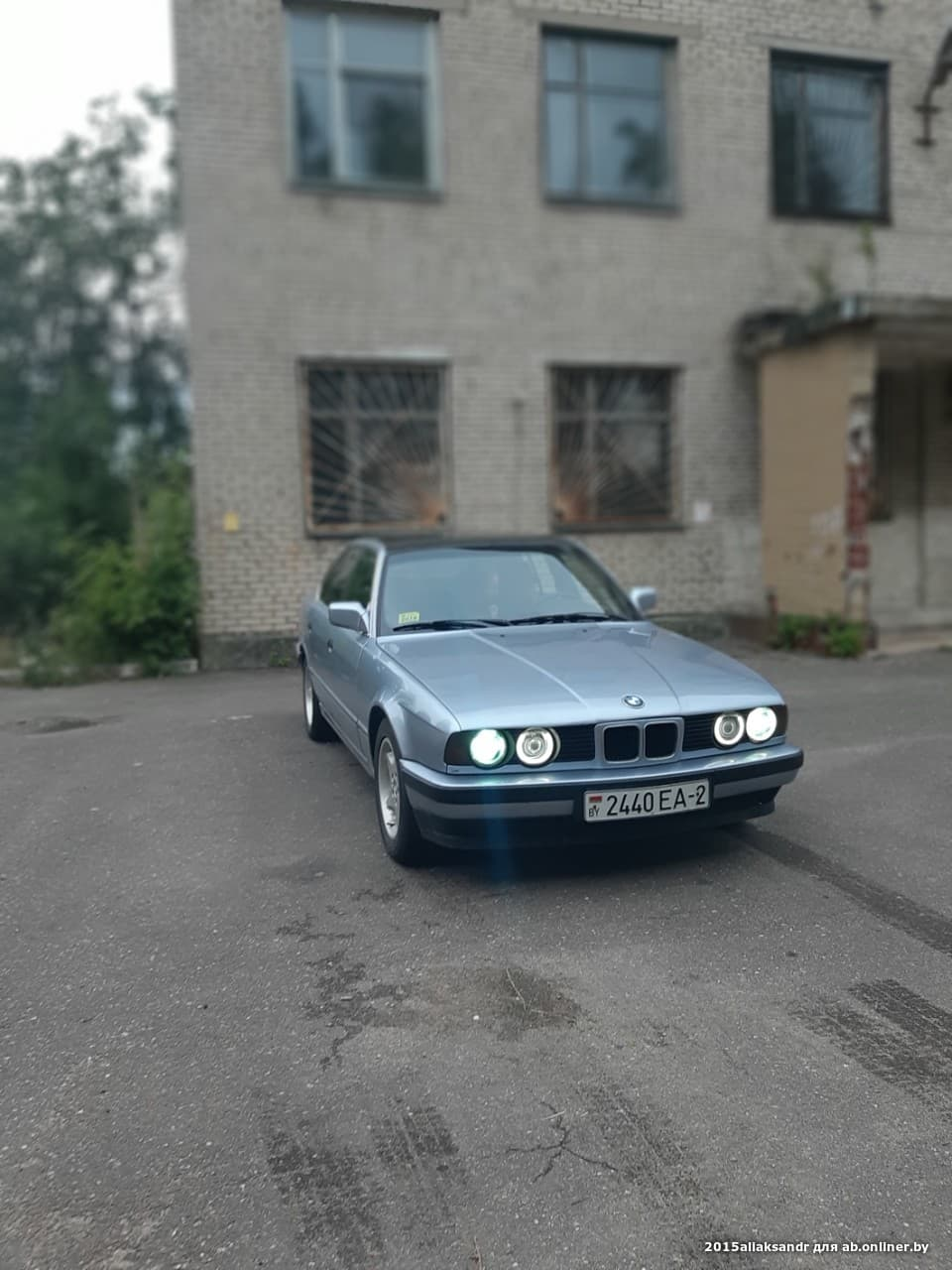 BMW 520 М50 2.0