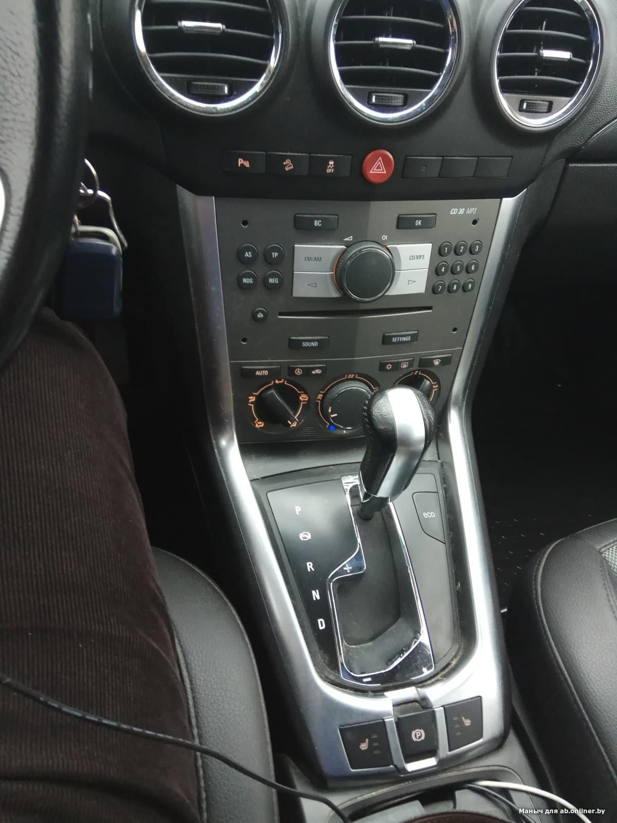 Opel Antara 6АКПП, AWD
