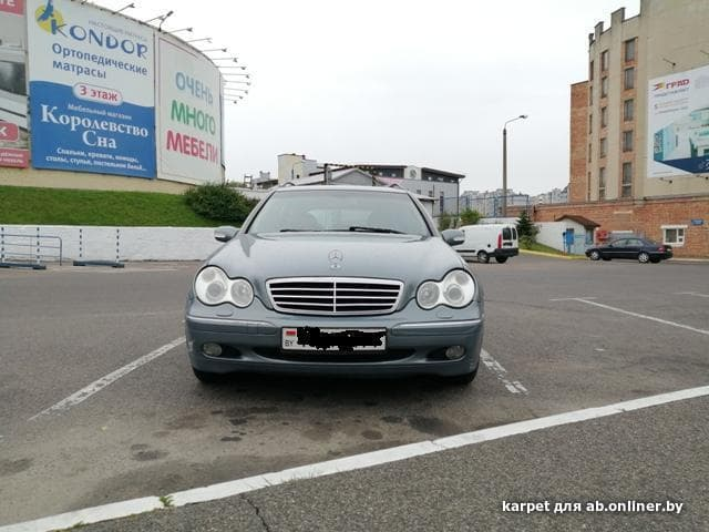 Mercedes-Benz C220 w203