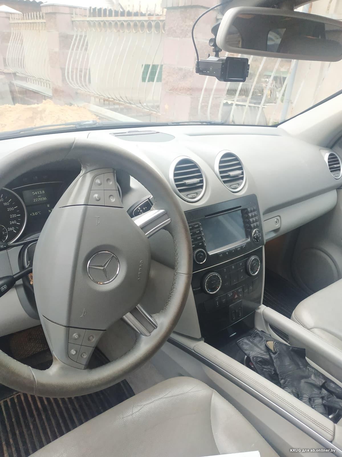 Mercedes-Benz ML320 Sport