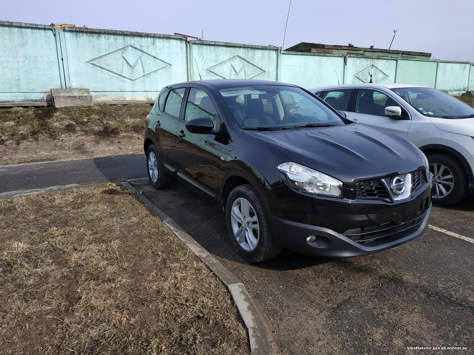 Nissan Qashqai J10