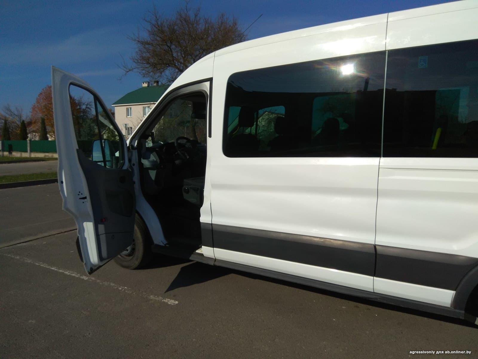 Ford Transit L3H2