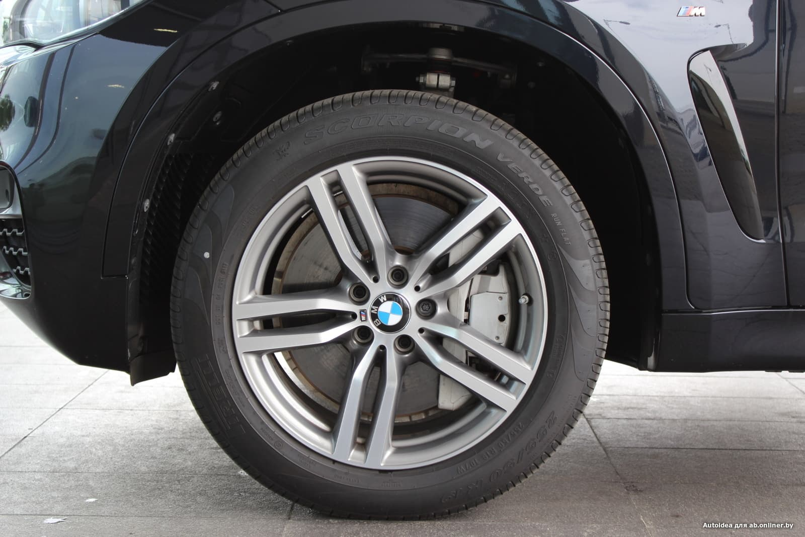 BMW X6 M50d с НДС