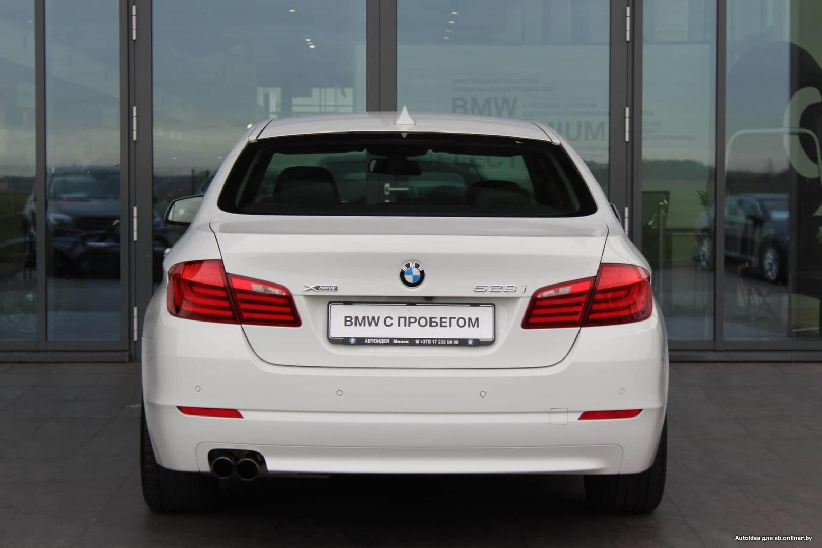 BMW 528 i xDrive