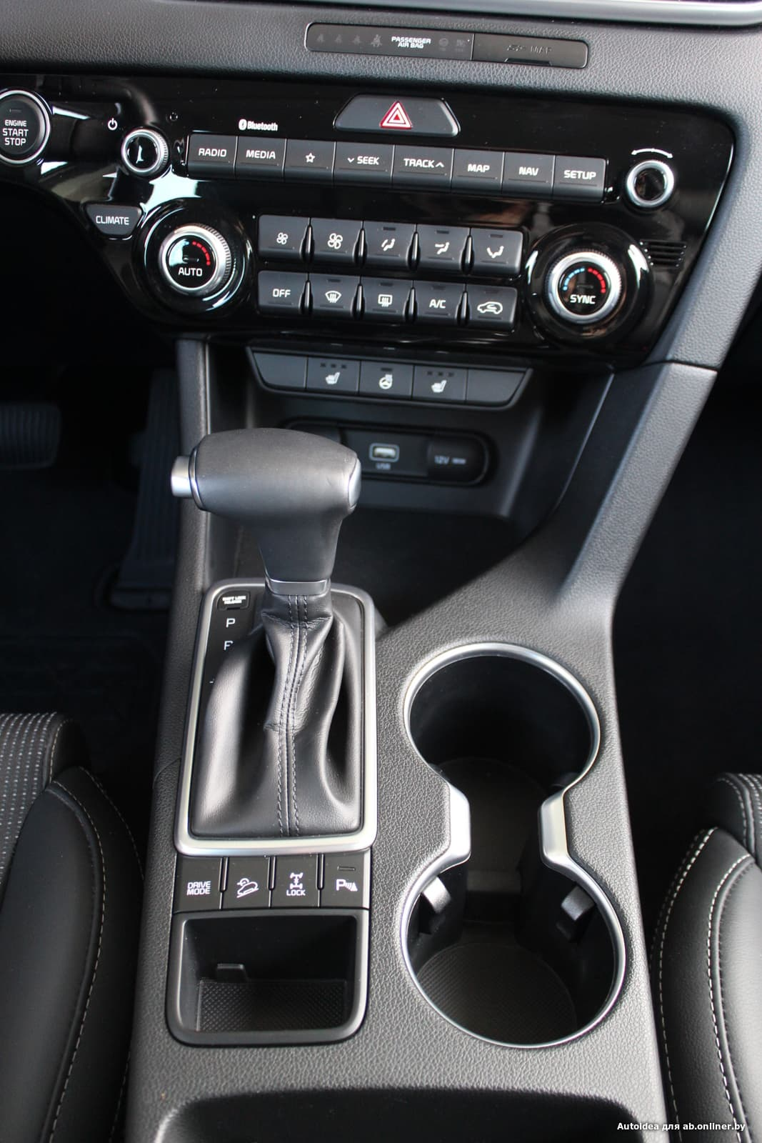 Kia Sportage 2.4 AWD