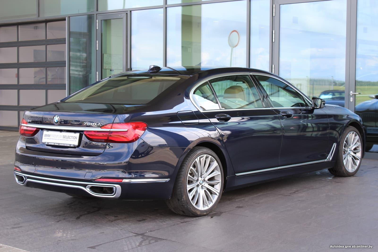 BMW 750 LixDrive BMW Premium Selection