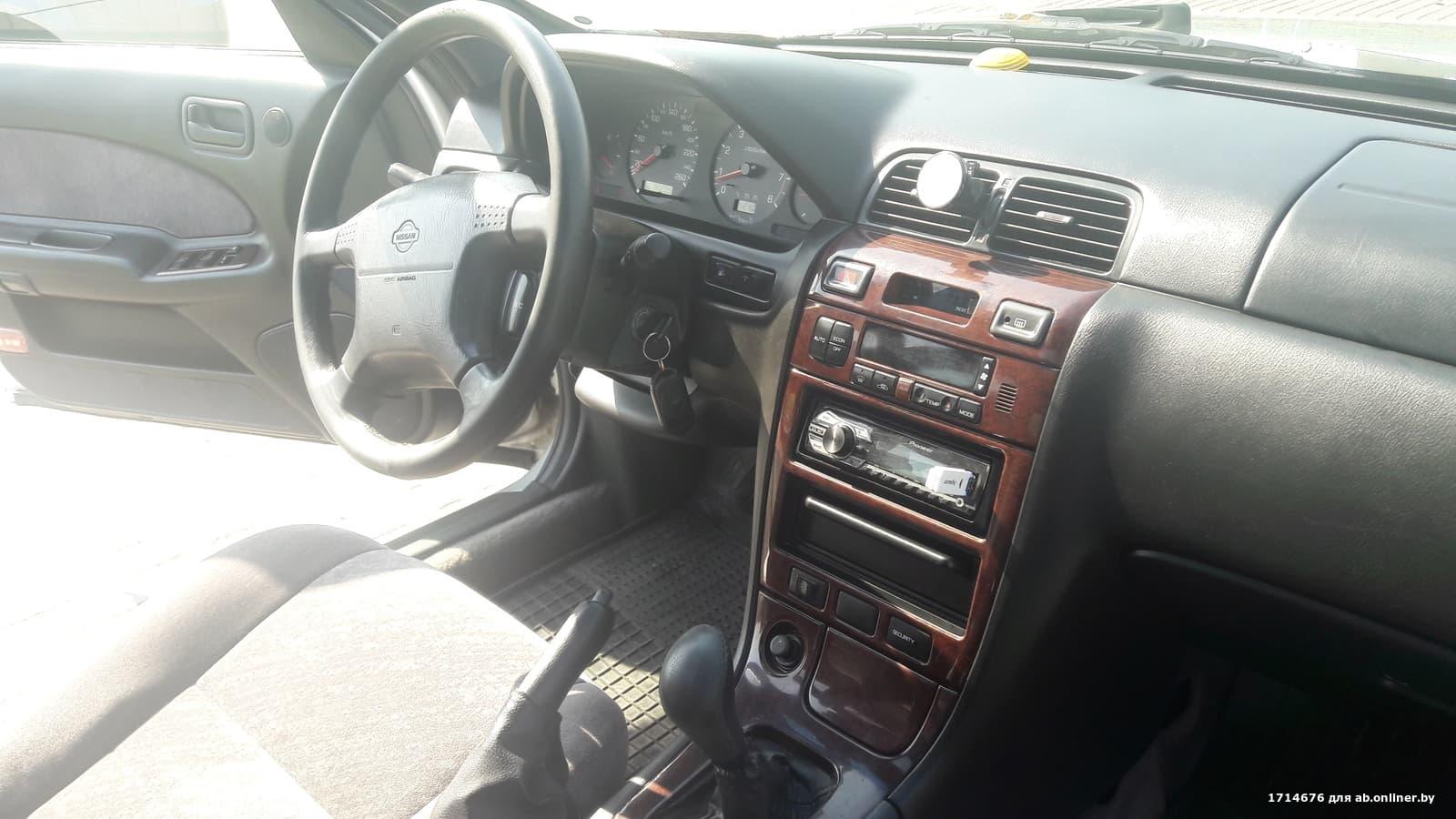 Nissan Maxima А32