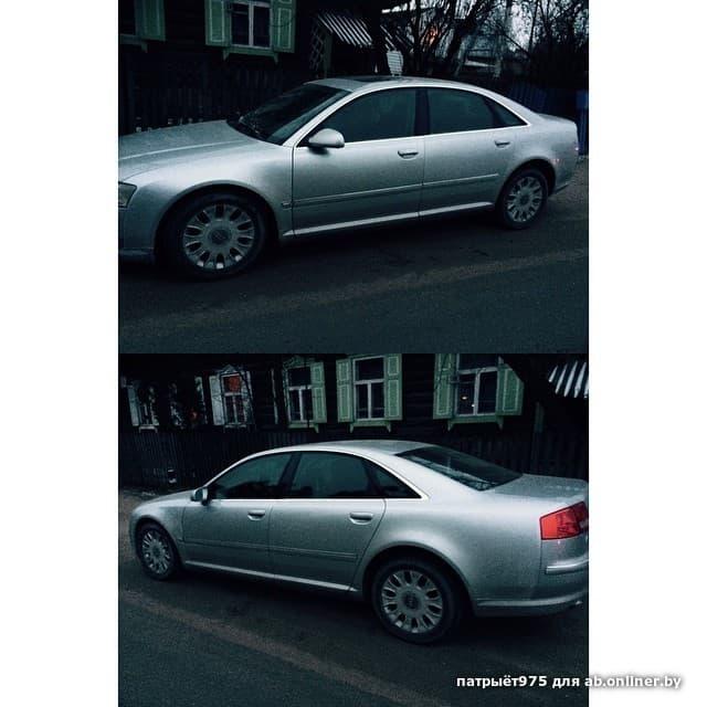 Audi A8 д3