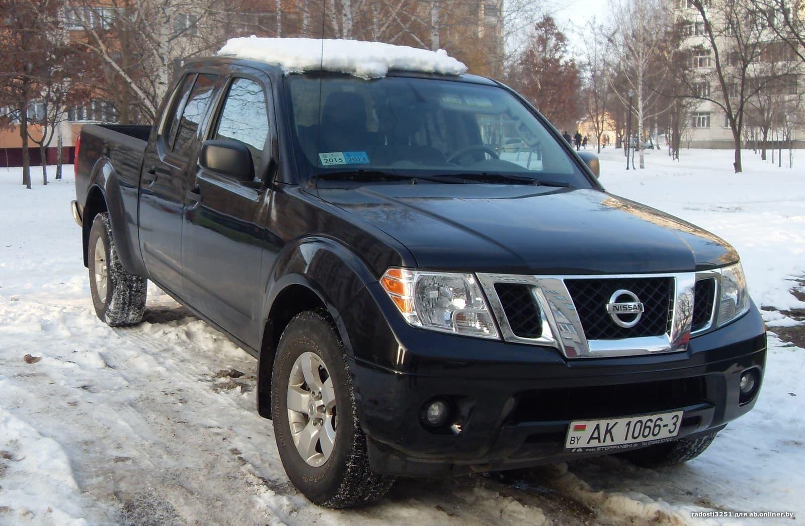 Nissan Frontier SV 4*4
