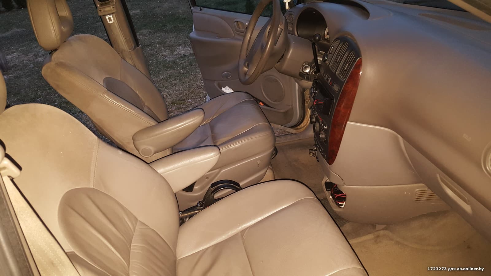 Dodge Grand Caravan SE sport
