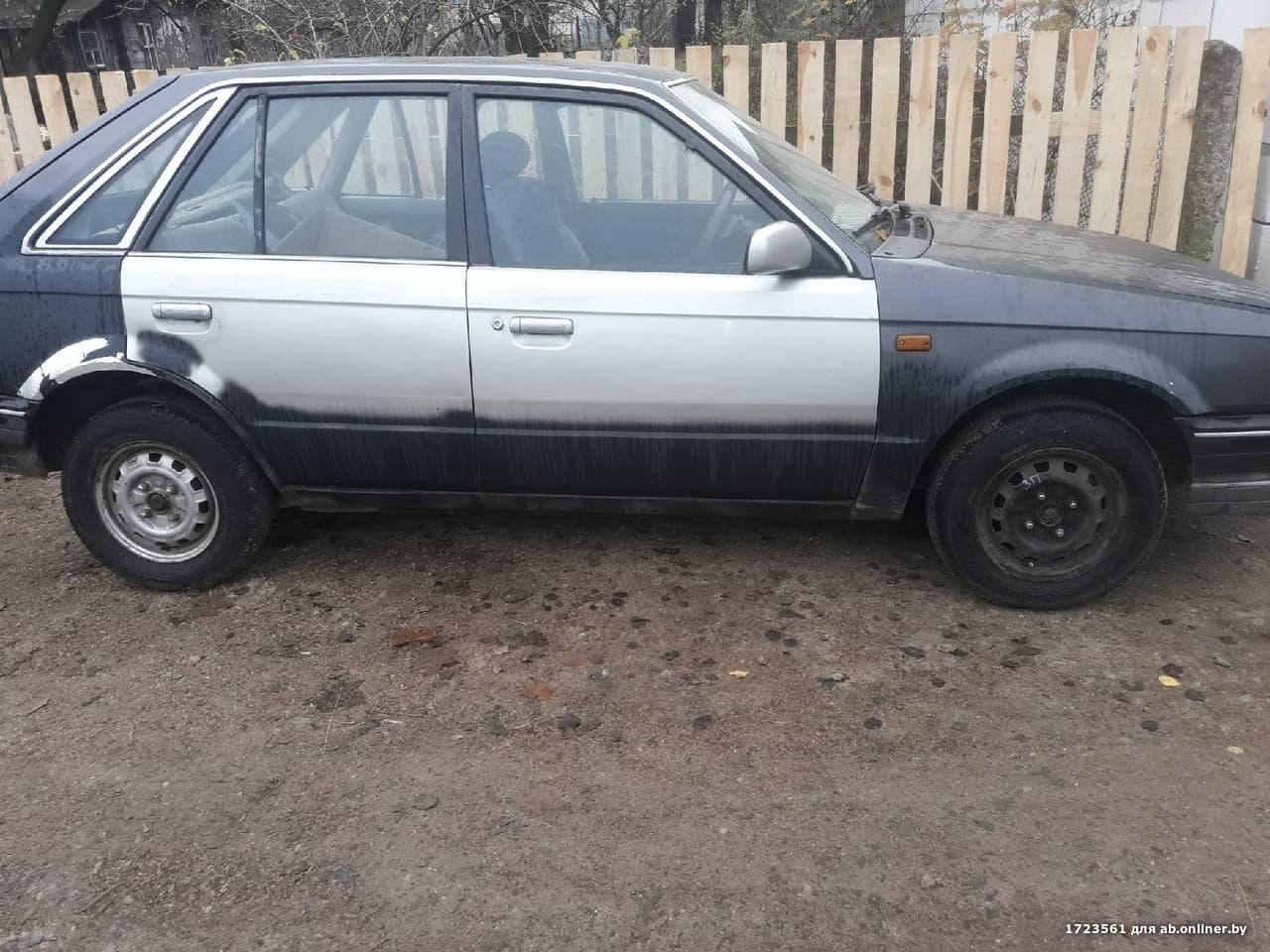 Mazda 323 BD