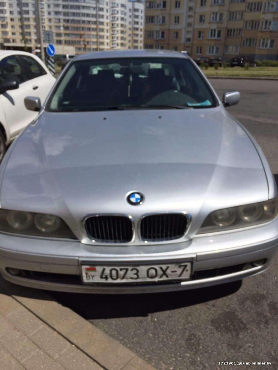 BMW 520 М54В22