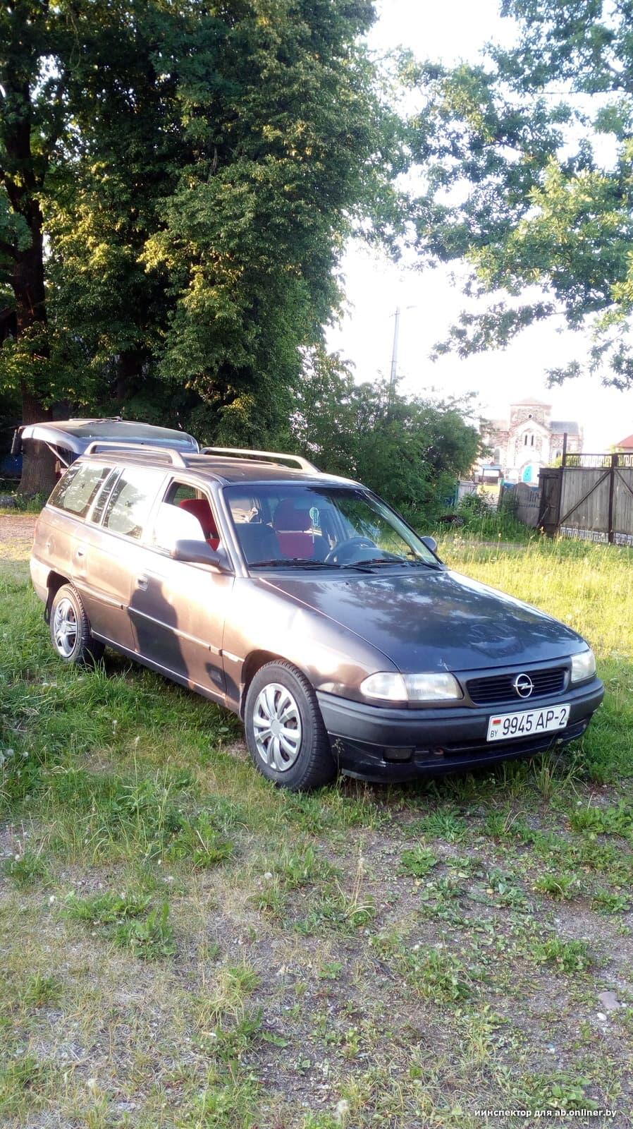 Opel Astra 16v