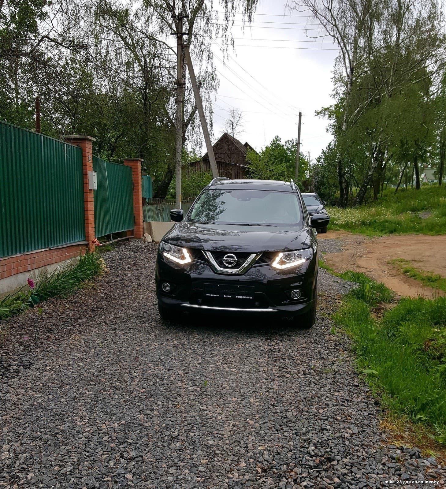 Nissan X-Trail LE+