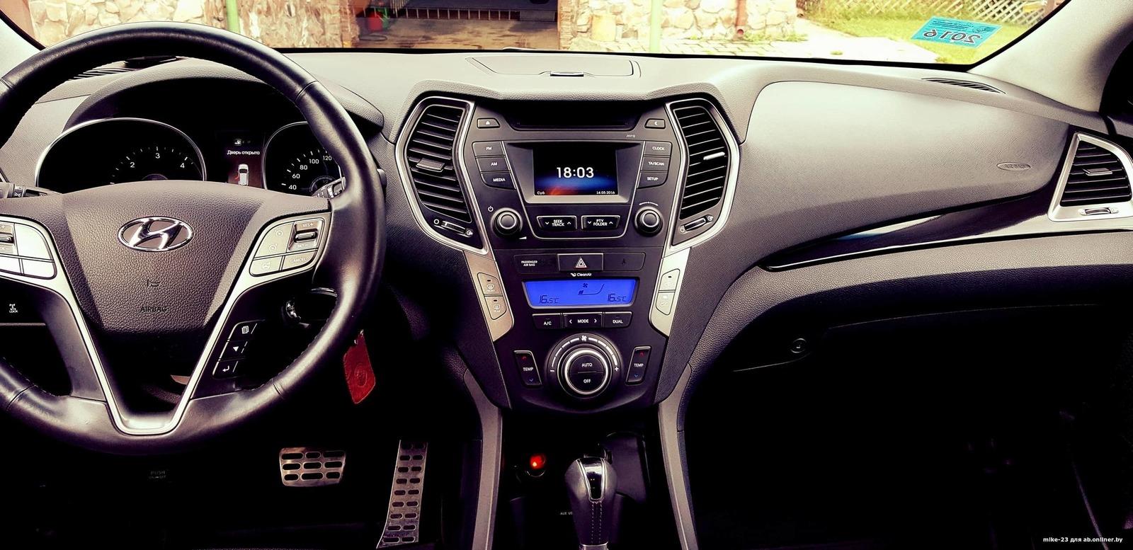 Hyundai Santa Fe Grand