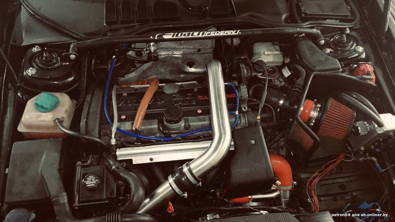 Volvo C70 turbo