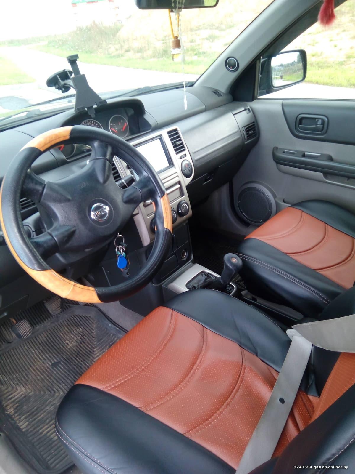 Nissan X-Trail Т30