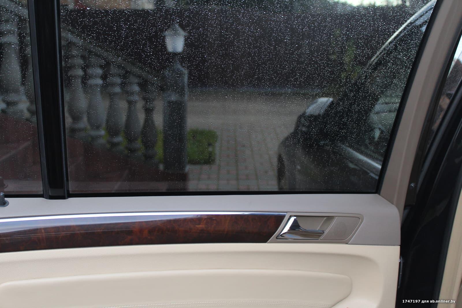 Mercedes GL350 LX