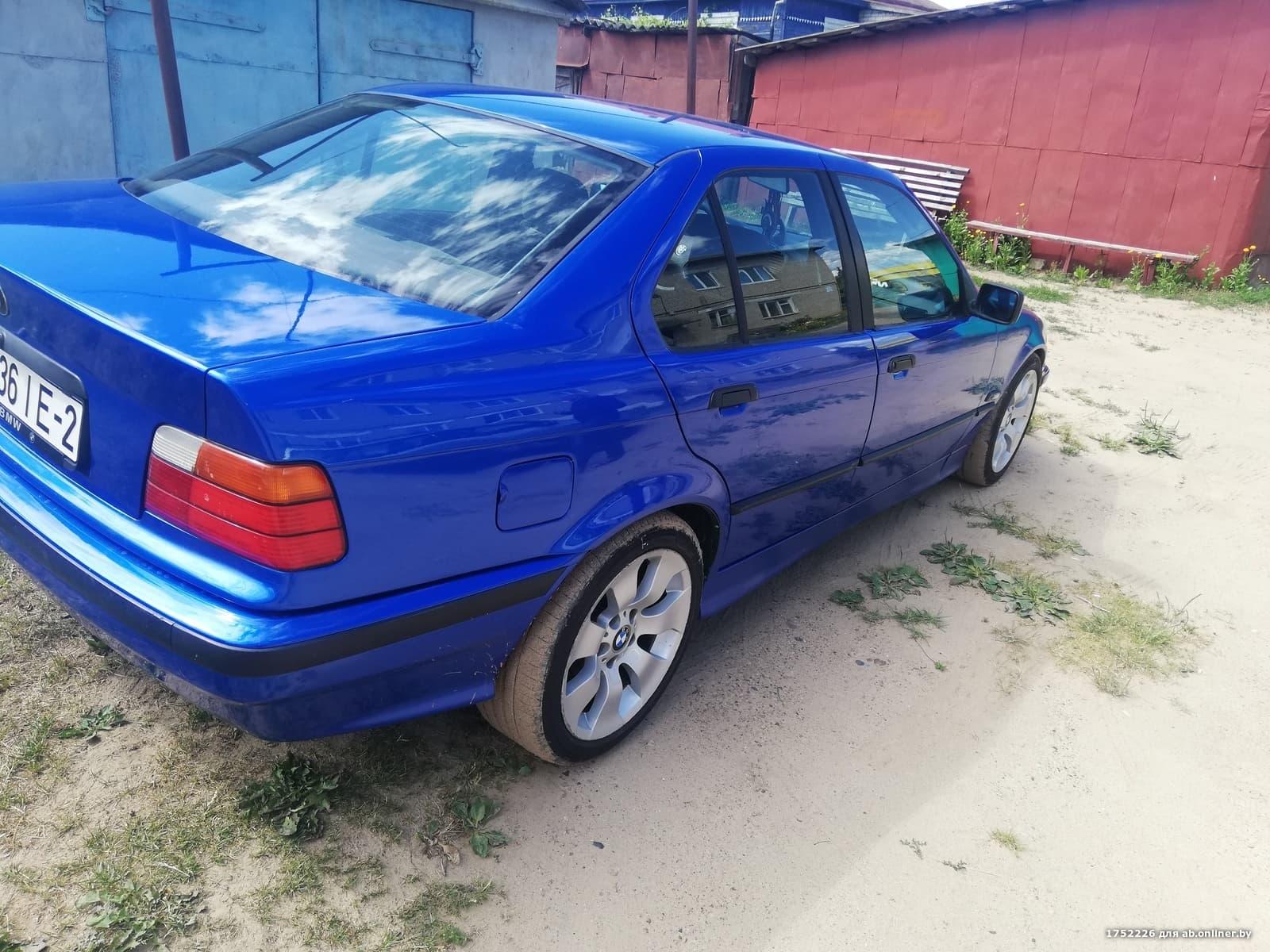 BMW 316 e36m40
