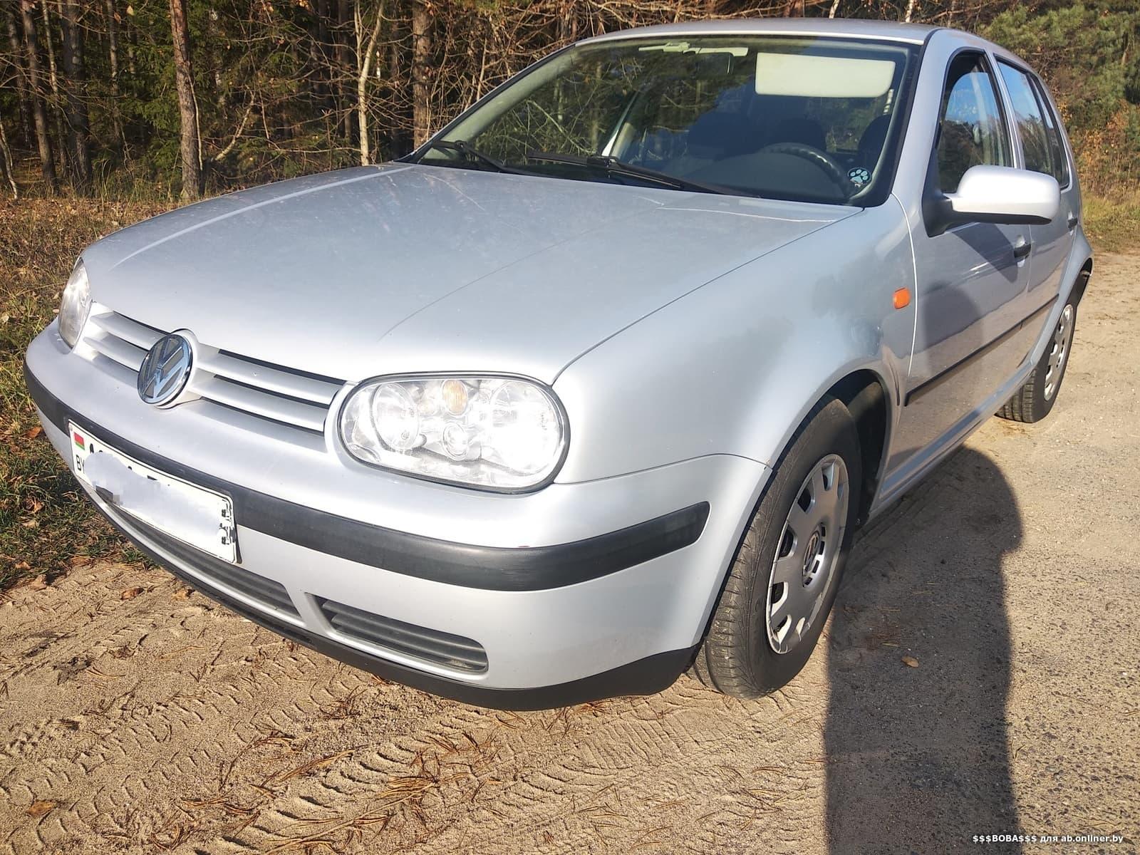 Volkswagen Golf 1,6 SR