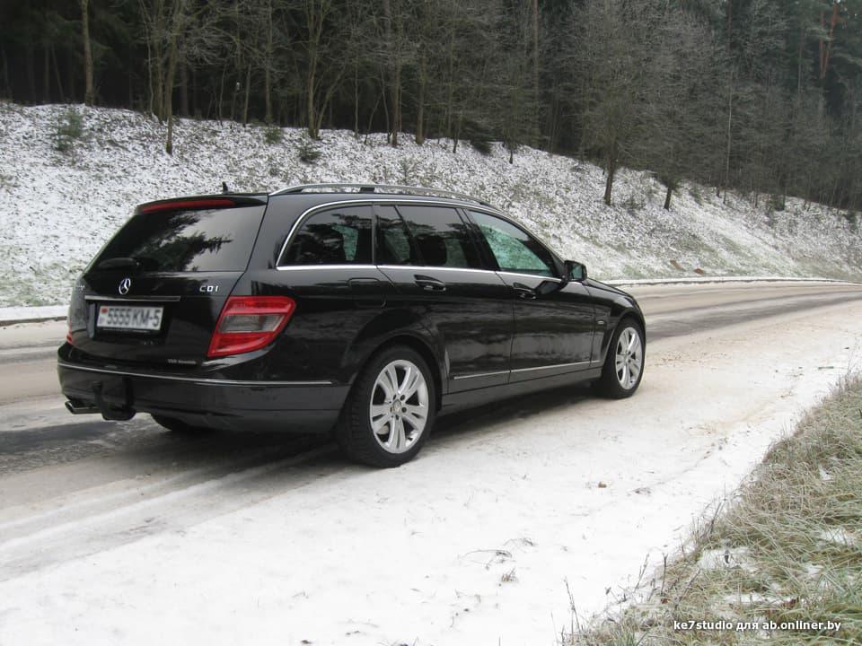 Mercedes-Benz C220 S204