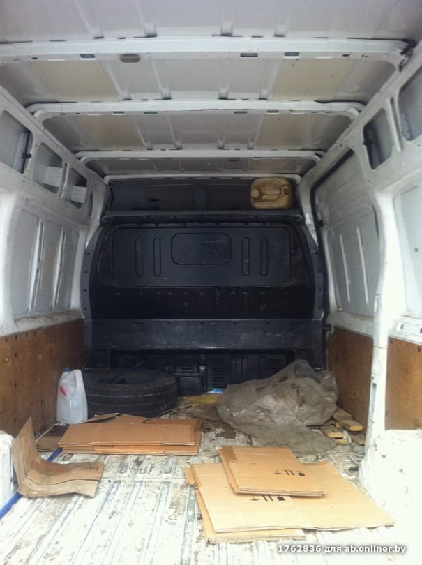 Ford Transit FT 350 CNG