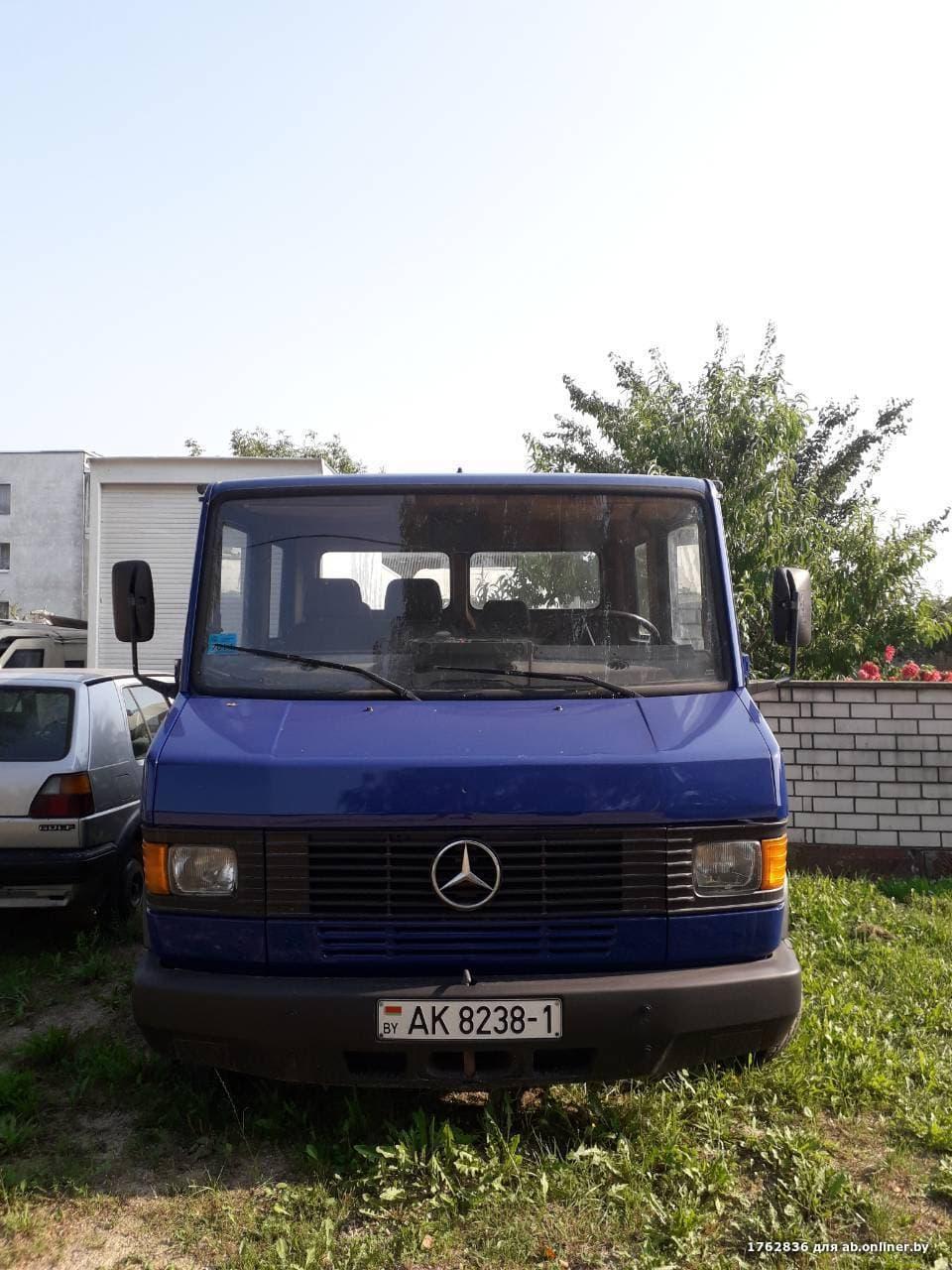 Mercedes-Benz T2 507