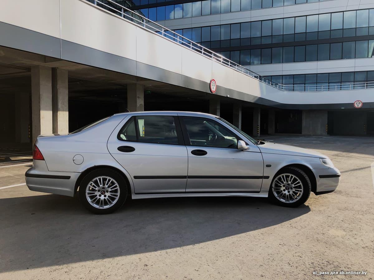 Saab 9 - 5