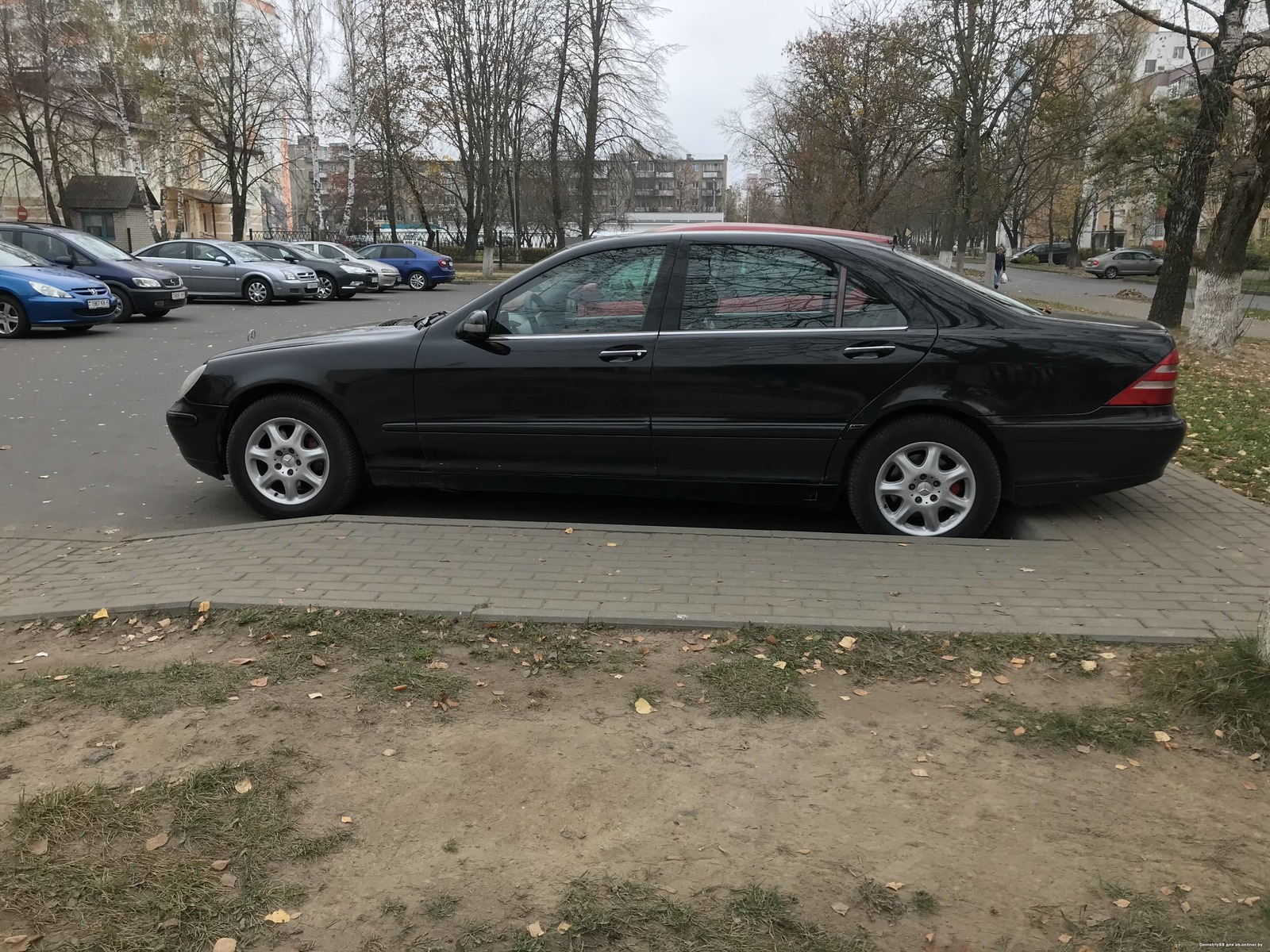 Mercedes-Benz S320 Long